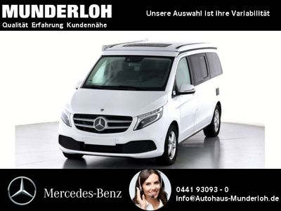 gebraucht Mercedes V300 d Marco Polo 4MATIC EDITION EASY UP+STHZG