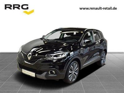 käytetty Renault Kadjar 1.2 TCE 130 BOSE EDITION AUTOMATIK