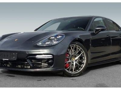gebraucht Porsche Panamera GTS 4.0 BOSE Sportabgasanlage LED-Matrix