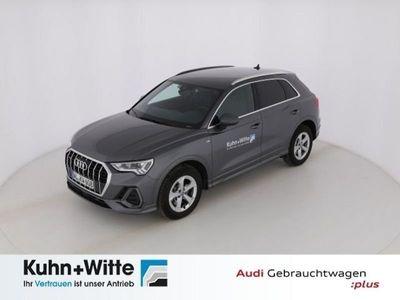 gebraucht Audi Q3 S line 40 TFSI quattro 140(190) kW(PS) S tron