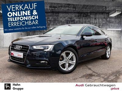 gebraucht Audi A5 Sportback 1.8TFSI Multitronic Xen StandH Navi Cam
