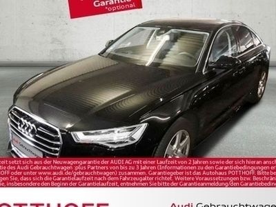 gebraucht Audi A6 2.0 TDi ultra Leder LED NaviPlus Navi Vollleder