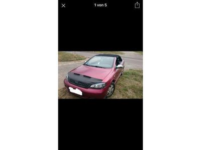 gebraucht Opel Astra Cabriolet 1.8 16V schöne Fahrzeug