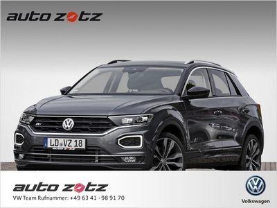 gebraucht VW T-Roc IQ.DRIVE 2.0 TSI OPF DSG R-Line