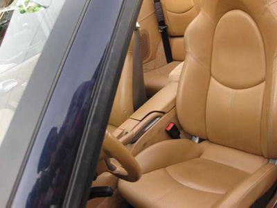 gebraucht Porsche 911 C4 Cabrio Tipt.STop Ausstattung