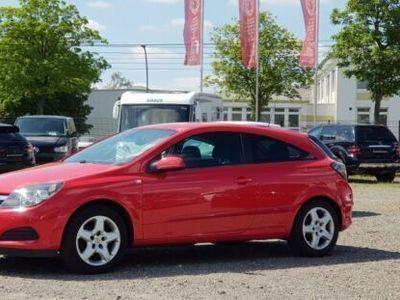 gebraucht Opel Astra GTC Edition