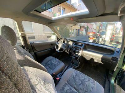 gebraucht Daihatsu Sirion Top Automatic/Klima/Pano sehr sauber 93km