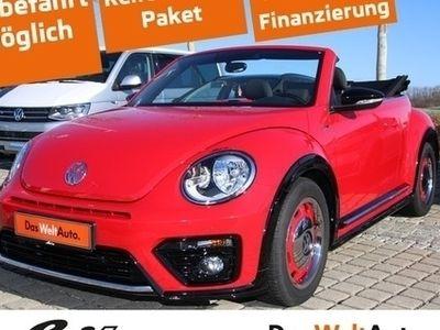 gebraucht VW Beetle Cabriolet R-Line 1.4 TSI BMT NAVI, Sitzhe