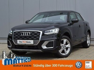 gebraucht Audi Q2 Sport 1.4 TFSI S-tronic LED-SCHEINW./NAVI/APS
