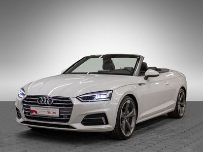 gebraucht Audi A5 Cabriolet sport 2.0 TDI S tronic LED connect