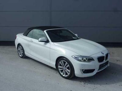 gebraucht BMW 218 d Cabrio Aut. Advantage * 6 Jahre Qualitätsve