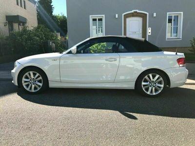gebraucht BMW 120 Cabriolet d Aut.
