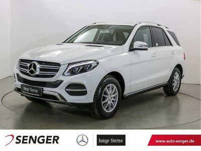 gebraucht Mercedes GLE350 d 4M Airmatic Comand LED-ILS AMG-Inter.