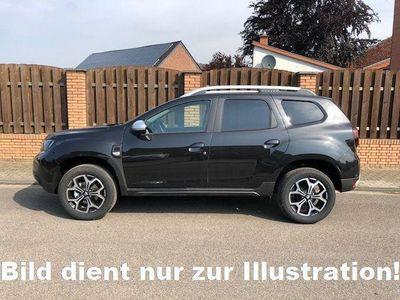 gebraucht Dacia Duster Tce 100 Bi-Fuel KLIMA TEMPOMAT DAB BT