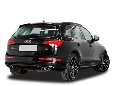 gebraucht Audi SQ5 SQ5+ TDI Q LM21 RAUTE NAVI+ PRIVACY