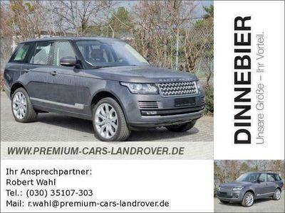 gebraucht Land Rover Range Rover RANGE ROVER 5.0 V8 SC Autobiography  Teltow Gebrauchtwagen, bei Autohaus Dinnebier GmbH