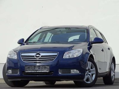 gebraucht Opel Insignia Sports Tourer 2Hd*Automatik*ALU*Mwst.ausweisbar