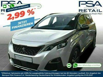 gebraucht Peugeot 5008 BlueHDi 180 EAT8 GT *GSD*AHK*ACC*Heckkl. elektr.*