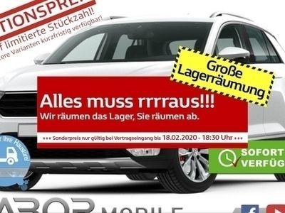 gebraucht VW T-Roc 2.0 TSI 190 DSG 4M Sport LED Nav AID SHZ