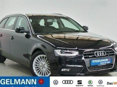 gebraucht Audi A4 Limousine Av. 2.0 TDI qu. Navi Xenon