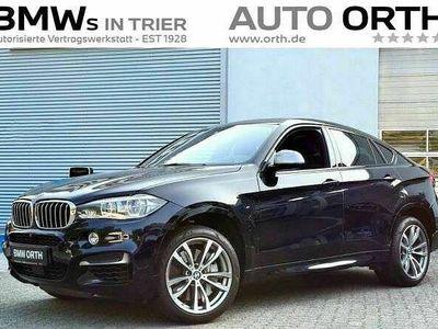 gebraucht BMW X6 M d LEDER NAVI HUD SD STAND-HZ ACC 360° AHK