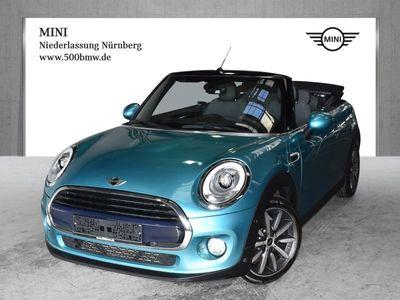 gebraucht Mini Cooper Cabriolet EURO6 Chili LED Navi Tempomat Park