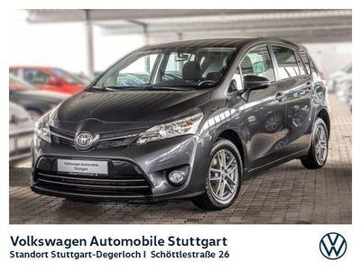 gebraucht Toyota Verso 1.6 D-4D Klima