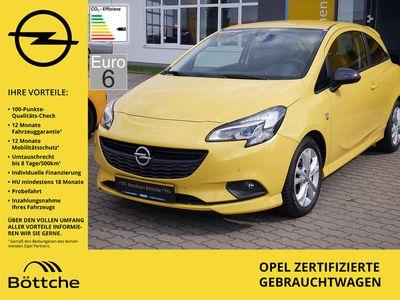 gebraucht Opel Corsa 1.4 Turbo S ONSTAR INTELLILINK XENON EU6