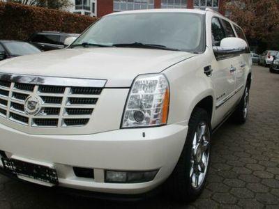 gebraucht Cadillac Escalade Lang 6.2 V8 Sport Luxury LPG