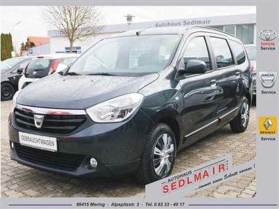 gebraucht Dacia Lodgy 1.6 Laureate,Navi, PDC hinten
