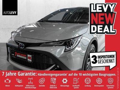gebraucht Toyota Corolla Tourings Sport Trek Hybrid