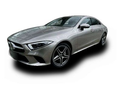gebraucht Mercedes CLS400 d 4M+TV+Multi+Wide+360+Memory+DynamicBo