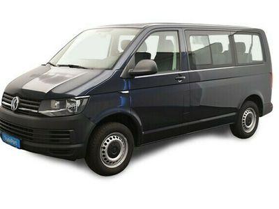 gebraucht VW T6 Kombi 2.0 TDI 9 Sitzer Bluetooth Klima