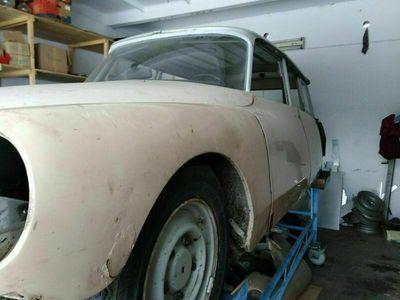 gebraucht Citroën DS 20 Break zum Aufbau, Bj1971-ne...
