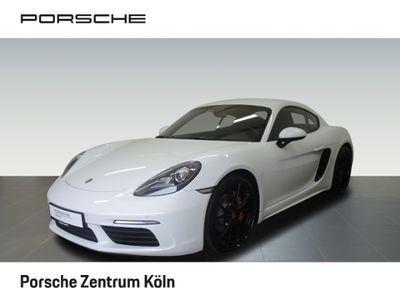 gebraucht Porsche 718 Cayman S PDK SpAbgas BOSE Connect+ PCM Navi Kamera