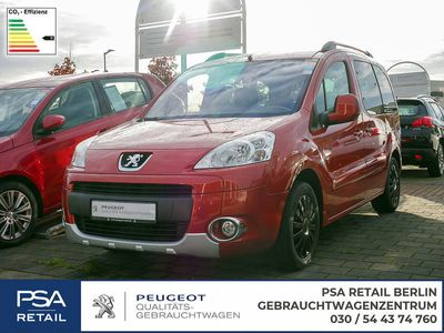 gebraucht Peugeot Partner Tepee Premium 120 VTi