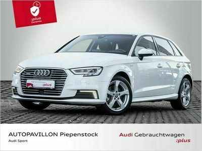 gebraucht Audi A3 Sportback 1.4 TFSI e-tron S-tronic sport