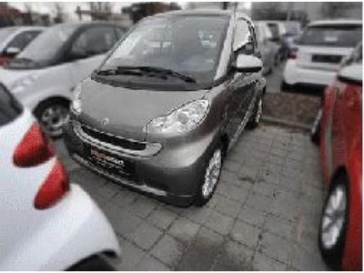 gebraucht Smart ForTwo Coupé softouch edition citybeam mhd