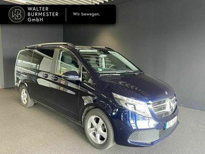 gebraucht Mercedes V220 d Edition LED, AHK 2,5t, Navi