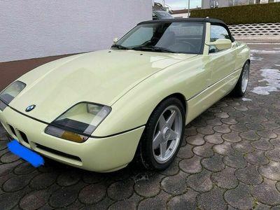 gebraucht BMW Z1 komplett restauriert mit Wertgutachten als Cabrio/Roadster in München