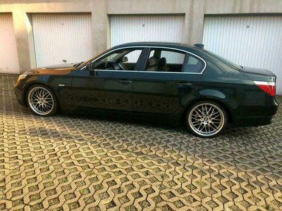 gebraucht BMW 545 E60 i Prinz gasanlage v8 ohne die Felgen