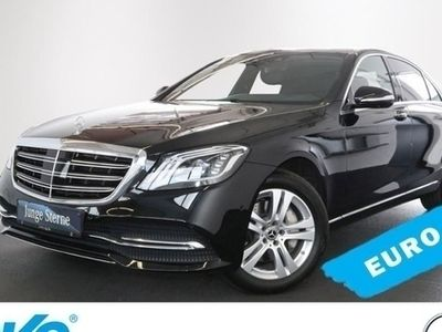 gebraucht Mercedes S350 d lang Sitzklima*Comand*Distronic*Panorama