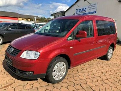 gebraucht VW Caddy Maxi Life 1.9 TDI DSG Aut. 7.SITZER/ NAVI