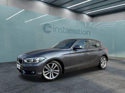 gebraucht BMW 116 116 i Advantage EU6d-T