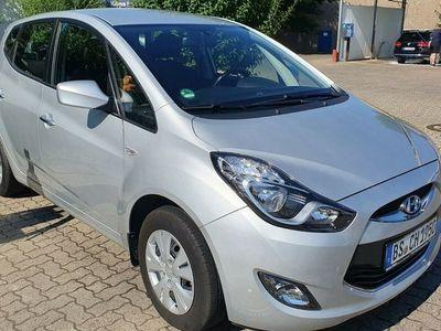 gebraucht Hyundai ix20 1.6 Klima, vom Rentner nur 19000 KM