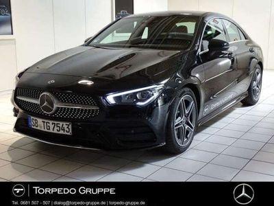 gebraucht Mercedes CLA200 COUPÉ AMG LED+Navi+MBUX+AR+digitalesDisp