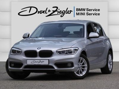 gebraucht BMW 120 d 5-Türer Advantage Automatik LED PDC SHZ.