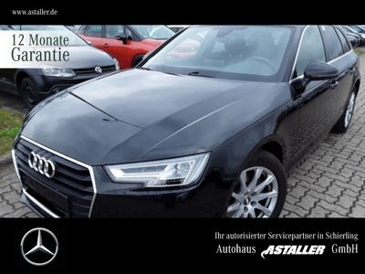 gebraucht Audi A4 2.0 TDI Avant S-tron. virtual+MMINavi+LED+APS