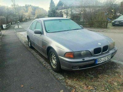 gebraucht BMW 523 i LPG HU12/2021 Leder Klima top Zustand