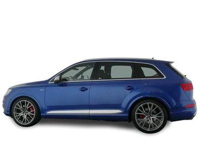 gebraucht Audi SQ7 4.0 TDI HUD,7Sitze,Pano,Stdhz,AHK Nachtradar